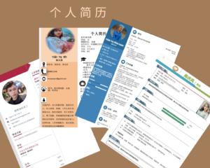 Những bản CV của sinh viên K18 Tiếng Trung Quốc, khoa Các Khoa học liên ngành Phân hiệu Đại học Thái Nguyên tại tỉnh Lào Cai